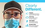 Z Clear Lens Cleaner & Anti-Fog: Paste | Stays