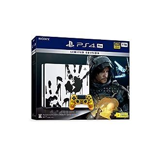 PS4 pro デスストランディング同梱限定版がお買い得