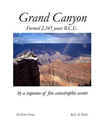 Pdf Travel Grand Canyon: The Watts Theory