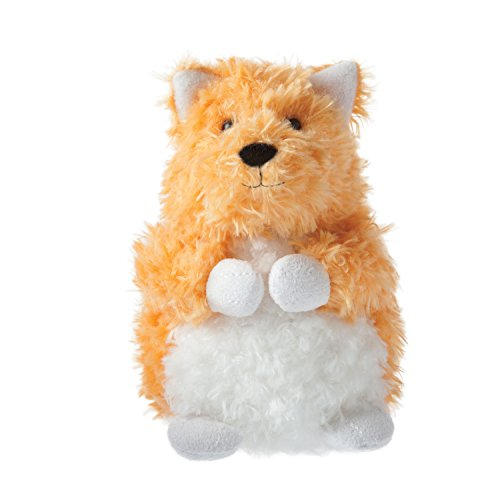 Manhattan Toy Little Ones Curry Cat Plush, 5""