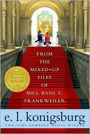 From the Mixed-Up Files of Mrs. Basil E. Frankweiler by E. L. Konigsburg, Broekel, E. L. Konigsburg (Illustrator)