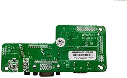 NJYTouch RTD2556 V3.0 HDMI VGA LCD Controller Board Kit for LP173WF4-SPF1 LP173WF4-SPD1 11.6 13.3 14 15.6 1920x1080 30Pins eDP LCD Screen