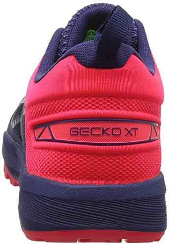 da 400 azzurro donna corsa profondo Xt Gecko Ocean da blu Scarpe Asics AwCUAq