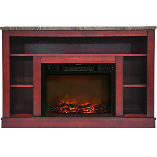 Hanover Oxford Electric Fireplace, 47