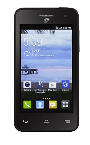 Tracfone Wireless Alcatel Pop Star 4G LTE Prepaid Smartphone