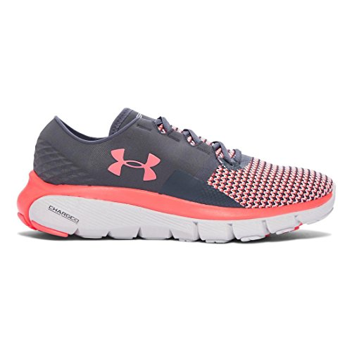 Under Pink UA Running Stealth Gray Speedform Women's Chroma Shoes 2 Gray Glacier Fortis Armour rEq76wr