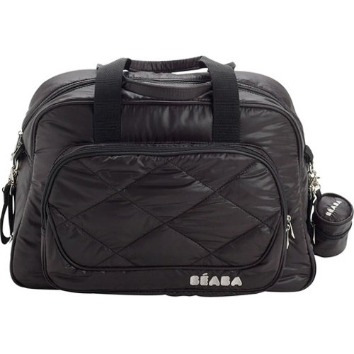BEABA New York Diaper Bag - Black by Beaba