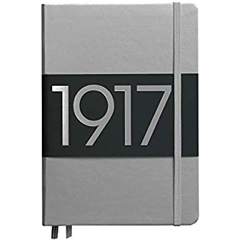 Amazon.com : Leuchtturm1917 Medium A5 Dotted Hardcover ...