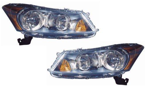 08 accord headlights assembly - 2
