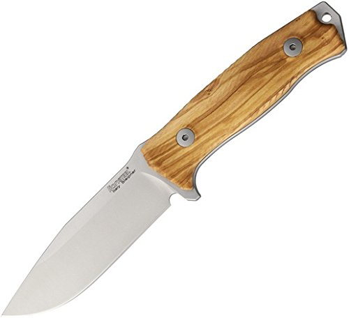 Lion Steel Knives M5UL M5 Fixed Blade Olive Wood by Lion Steel