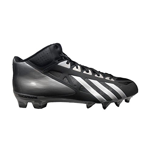 Adidas Man Filthyquick Mitten Fotboll Knapar Svart / Platina / Titan