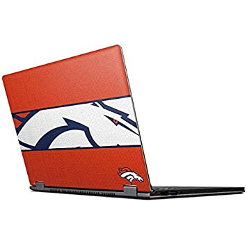 Amazon.com: Skinit Denver Broncos Zone Block IdeaPad ...