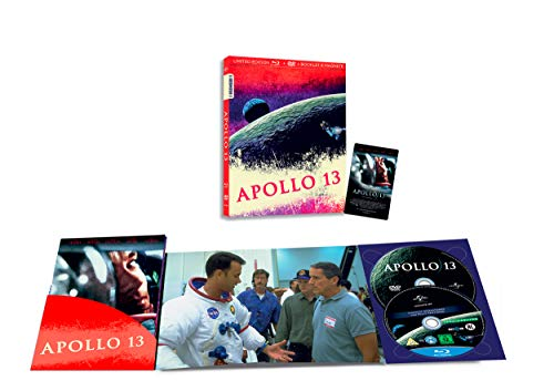 Apollo 13 (Blu-Ray+Dvd) [Italia] [Blu-ray]: Amazon.es: Kevin ...