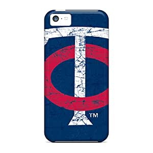 New Premium IDsntoT1917 Case Cover For Iphone 5c/ Minnesota Twins Protective Case Cover