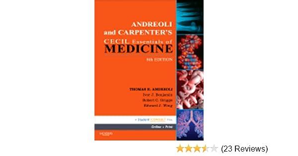 Amazon com: Andreoli and Carpenter's Cecil Essentials of