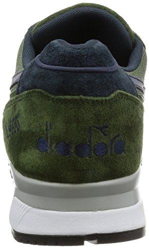 SNEAKERS DIADORA N9000 OLIVINE/BLUE NIGTH Olive