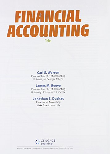 Download Bundle Financial Accounting Loose Leaf Version 14th