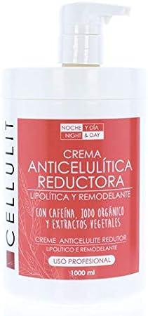 Noche y Día Crema Anticelulítica Cellulit, 1000 Mililitros