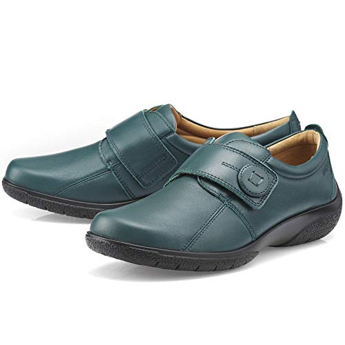 Scarpe deep Teal Green Donna 810 Hotter OqCwH10c
