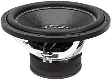 'CT SOUNDS' 15 Inch Car Subwoofer