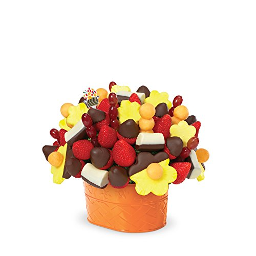 Edible Arrangements Berry Chocolate Bouquet Dipped Pineapple   Bananas