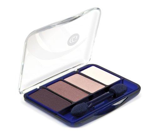 CoverGirl Eye Enhancers 4 Kit Shadow, Berries & Cream 225, 0.19 Ounce Package