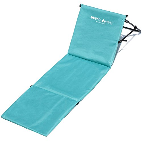 Portable Beach Mat Lounger Ultra Lightweight Stylish