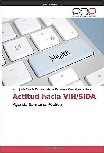 Actitud hacia VIH/SIDA: Agenda Sanitaria Pública (Spanish ...