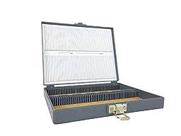 100 Slide Capacity Slide Box, Grey