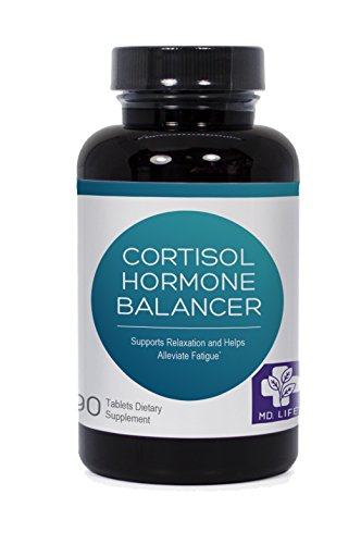 Md Live Cortisol Manager Stress Hormone Stabilizer 90 Tablets Compare To Integrative Therapeutics  1