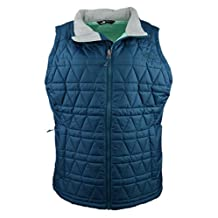 The North Face Women's Quilted Dani Insulated Down Vest Prussian Blue