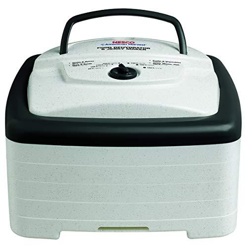 OKSLO Fd-80 700 watt square food dehydrator