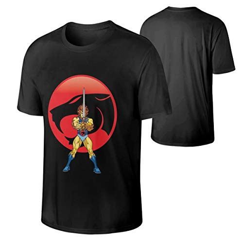 Men's Thundercats Lion-O with Sword and Logo T-shirt, S to 6XL