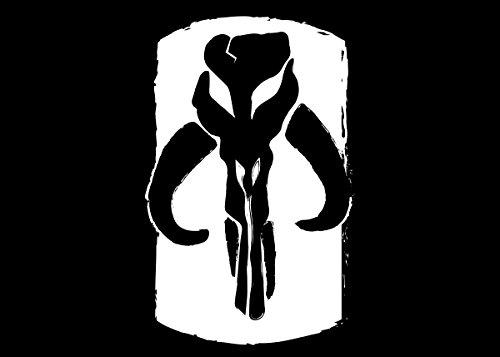 Arcane Store - Bolso al hombro de Algodón para hombre negro