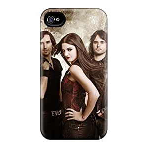 Hard Protect Phone Cases For Iphone 4/4s (tBj7055FTzq) Allow Personal Design High-definition Avenged Sevenfold Pictures