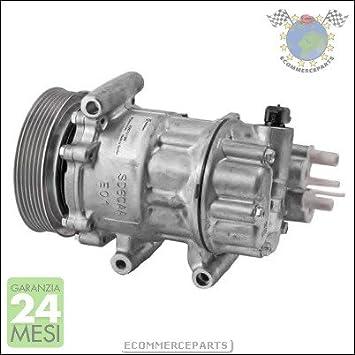 X4T compresor climatizador de aire acondicionado Sidat CITROEN C4 los 200 Diesel: Amazon.es: Coche y moto
