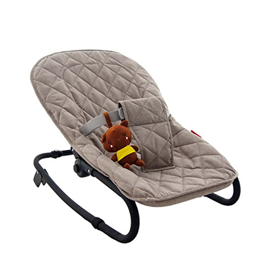 Baby Bouncer - Baby Swing Chair And Cradle Baby Chair The Children's Bouncing Cradle Is Suitable For Newborns 0-24 Months