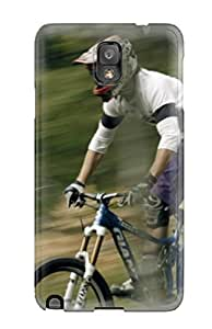 Durable Protector Case Cover With Mtb Video Framed Bikes Hot Design For Galaxy Note 3