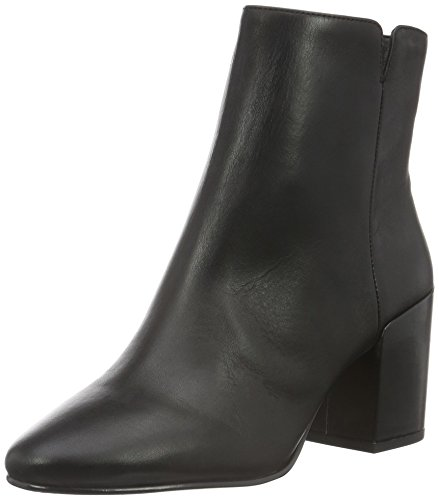 Aldo Sully, Botines para Mujer Negro (Black Leather/97)
