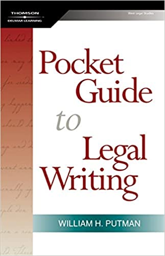 The Pocket Guide to Legal Writing Spiral bound Version