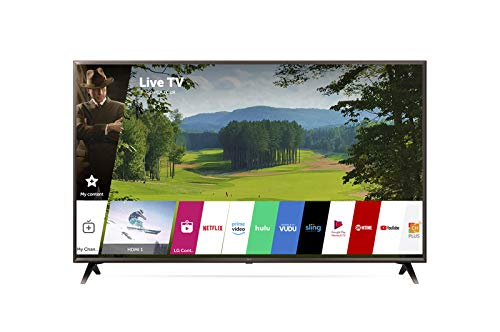 LG Electronics 65UK6300PUE 65-Inch 4K Ultra HD Sma...