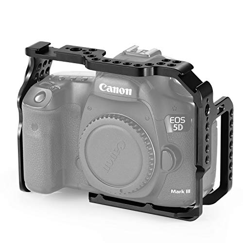 SMALLRIG Cage for Canon 5D Mark III IV CCC2271 (Best Cage For 5d Mark Iii)