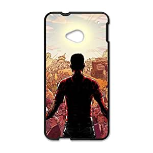 Cool strong man Cell Phone Case for HTC One M7