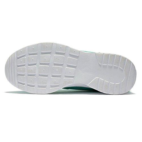 NeedBo Herren und Damen Unisex Runnning Schuhe Leichte Flexible Athletic Sneakers Sport Trail Schuh Grün
