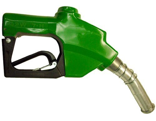 OPW 7H-0100-NUL Diesel Nozzle, 1'', Green ...