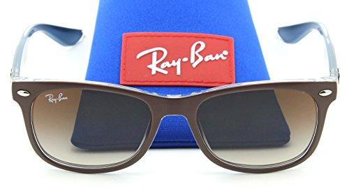 Ray-Ban RJ-9052S 703513 New Wayfarer JUNIOR Gradient Sunglasses, - Ray Ban Baby