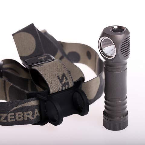 Zebralight H600d Mk IV 18650 XHP50.2 5000K High CRI Headlamp by Zebralight (Image #1)