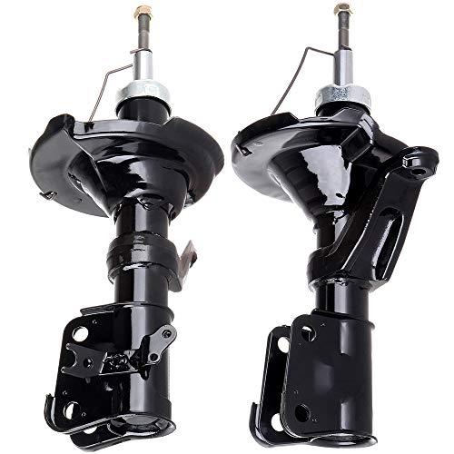 Shocks Struts,ECCPP Front Pair Struts Shocks Absorber Compatible with 01 02 Honda Civic DX,03 04 05 Honda Civic Hybrid Sedan,01 02 Honda Civic LX,01 02 Honda Civic HX,01 02 03 Acura EL 331008 331009 ()