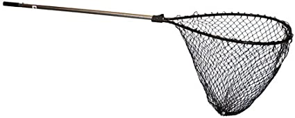 Fishing Net Teardrop Hoop Power Catch Big Kahuna Saltwater Safe 40x44 in