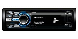 Sony DSXS300BTX digital media receiver with iPod Direct Control via USB and bluetooth (Discontinued by Manufacturer)
